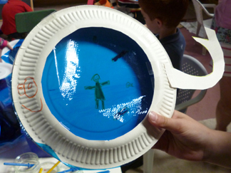 Jonah And The Whale Paper Plate Craft & Jonah And The Whale Paper Plate Craft 78091 | TRENDNET